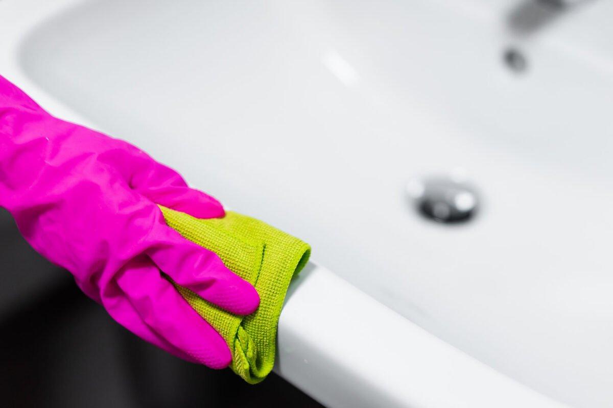 Covid virus coronavirus cleaning standard and initiative